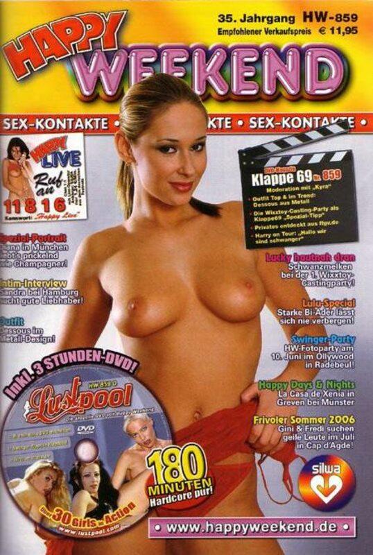 Happy Weekend Nr. 859 mit DVD DVD-Magazin Bild