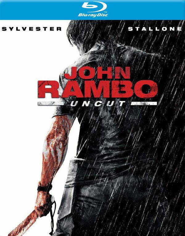 John Rambo (uncut) Blu-ray Bild
