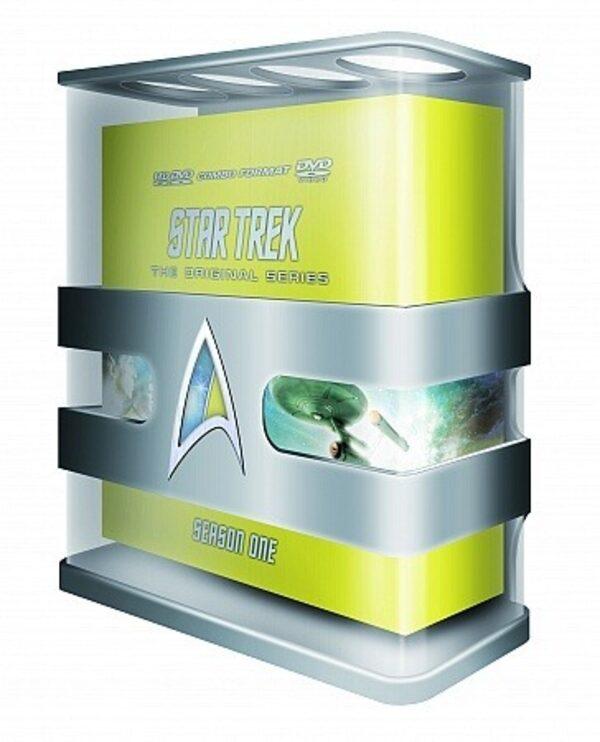 Raumschiff Enterprise: Season 1 - Remastered HD-DVD Bild