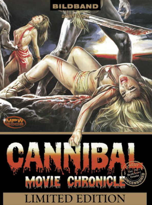 Cannibal Movie Chronicle - Limited Edition DVD-Magazin Bild