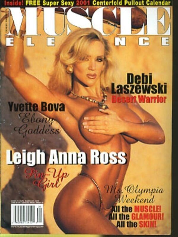 Muscle Elegance #12 Magazin Bild