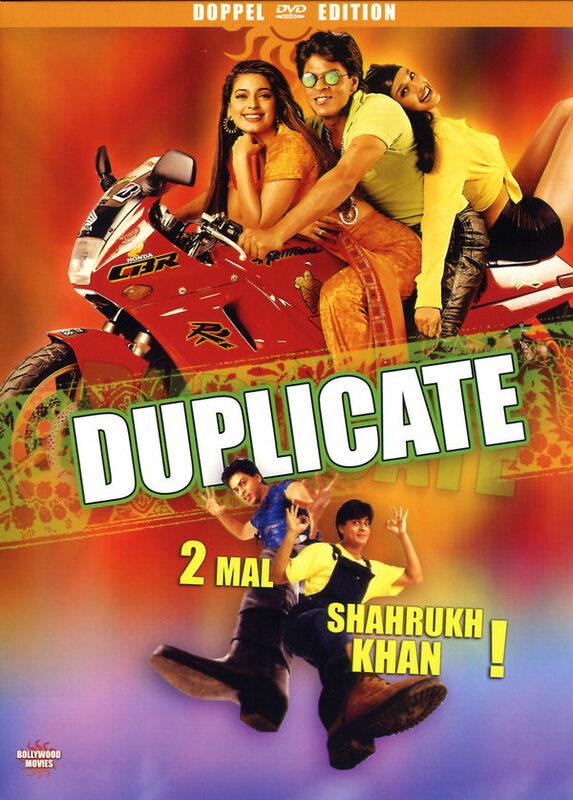 Duplicate  [2 DVDs] DVD Bild