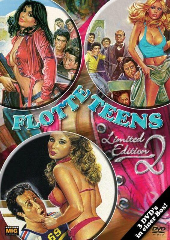 Flotte Teens Box - Limited Edition Vol. 2 DVD Bild