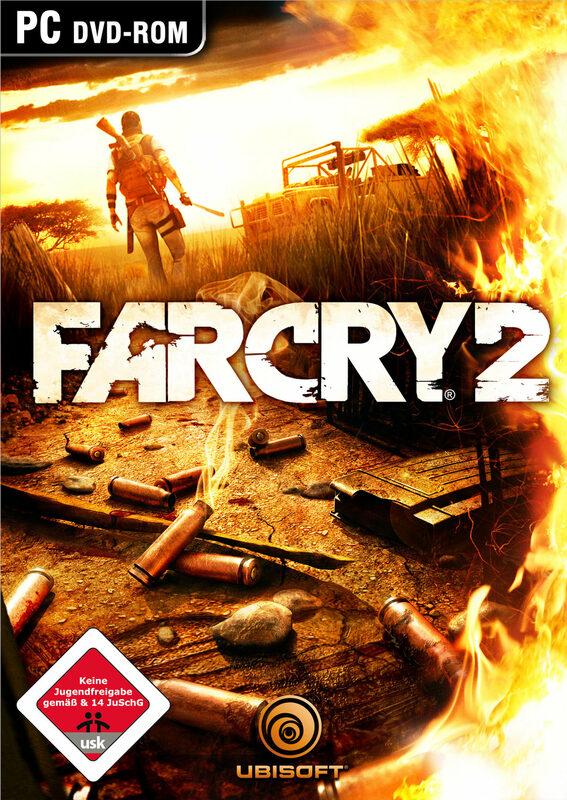 Far Cry 2 PC Bild