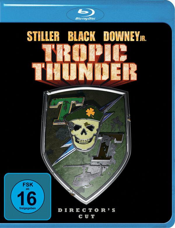 Tropic Thunder  [DC] Blu-ray Bild