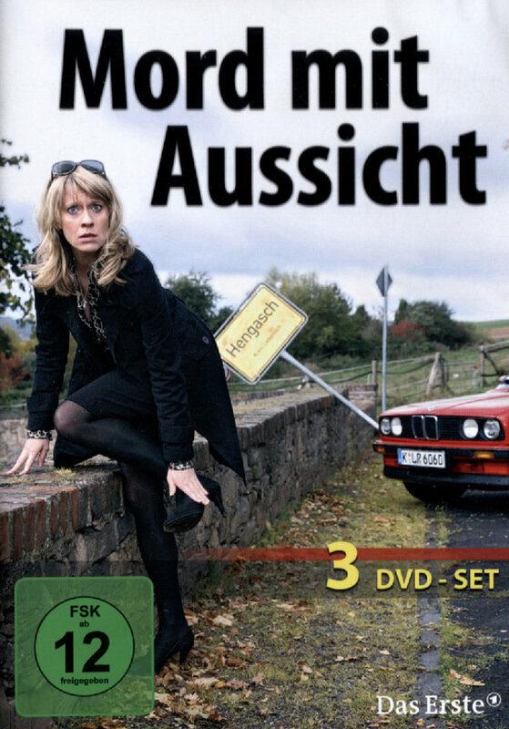 Mord mit Aussicht - Staffel 1/Episoden 01-06 DVD Bild