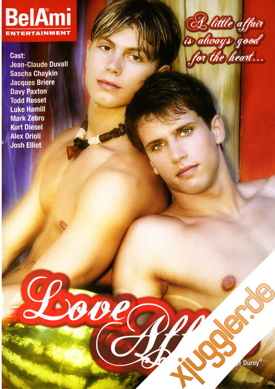 Love Affairs Gay DVD Bild