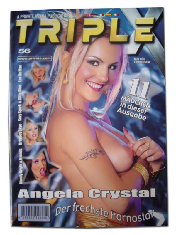 Triple X 56 Magazin Bild