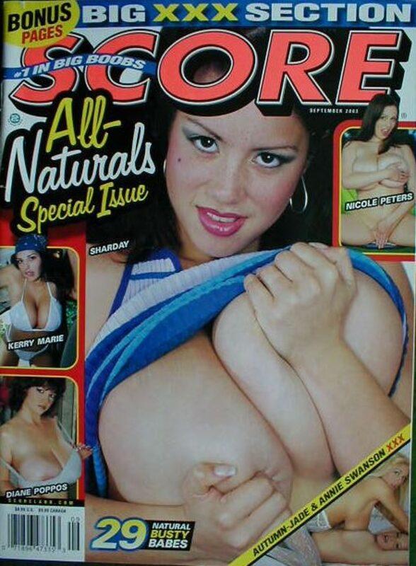Score 09-2003 Magazin Bild