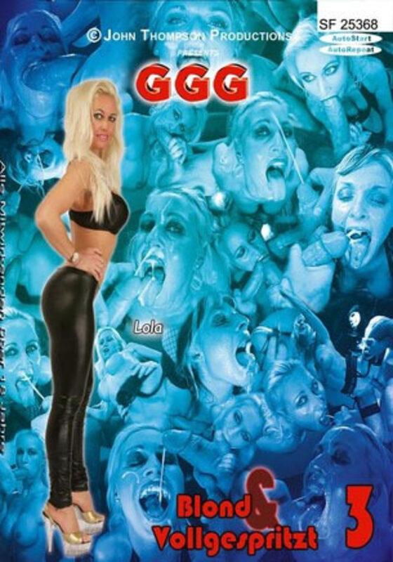 Blond und sowas von Sperma Geil