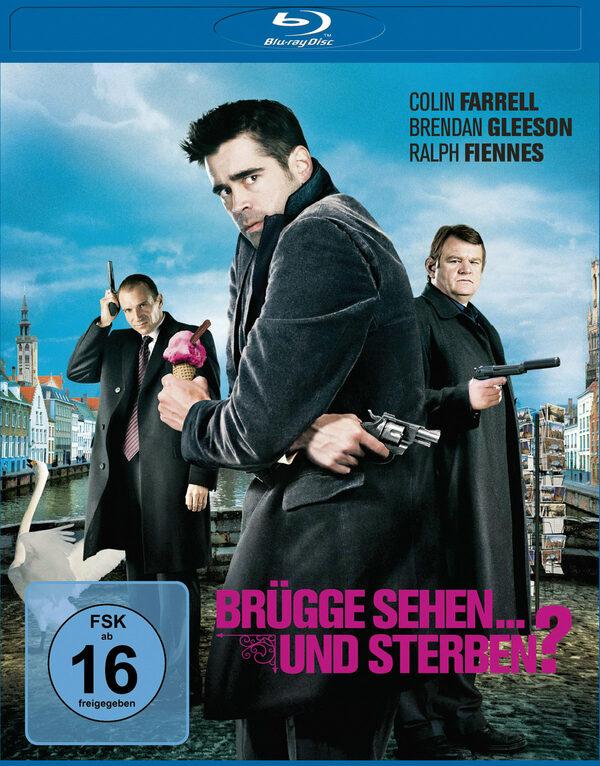 Brügge sehen... und sterben? Blu-ray Bild