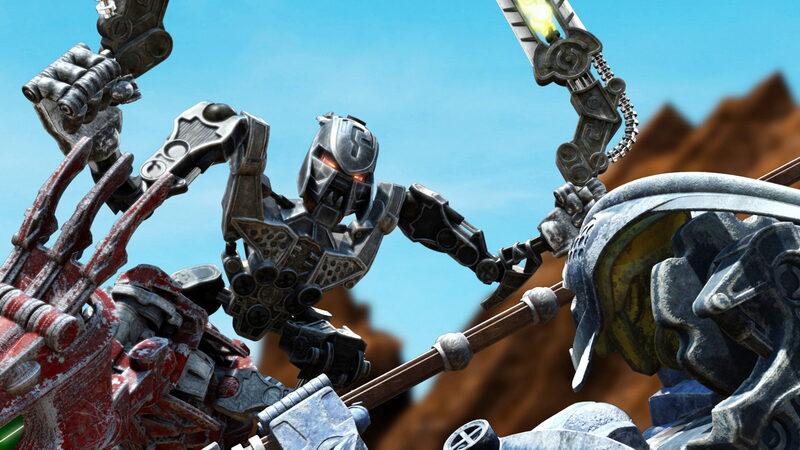 Bionicles - Die Legende erwacht Film | XJUGGLER DVD Shop