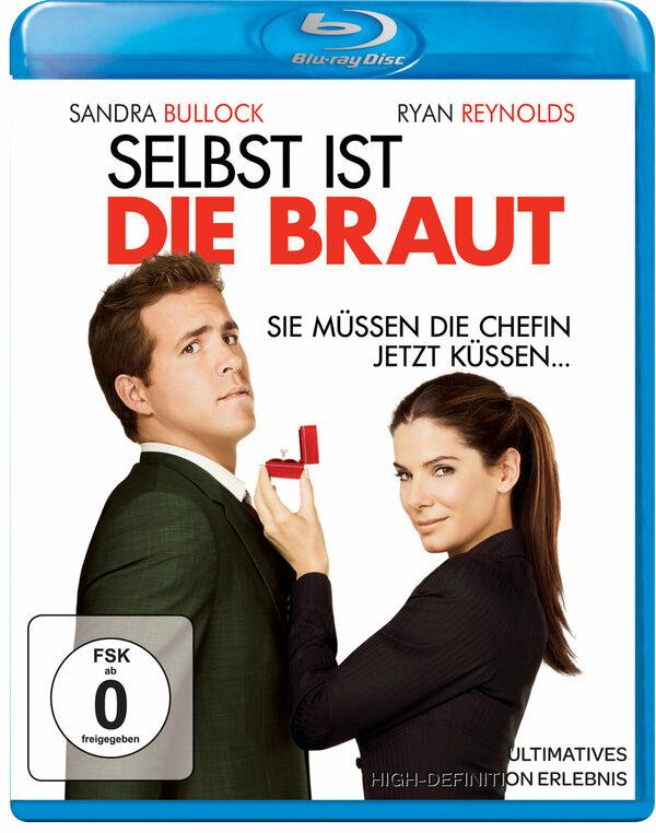 Selbst ist die Braut Blu-ray Bild
