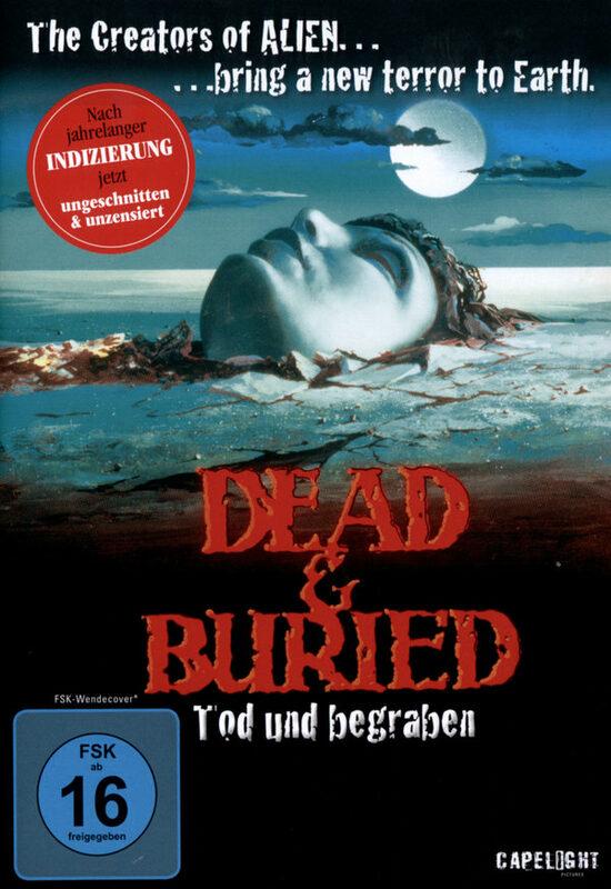 Dead & buried - Tod und begraben DVD Bild