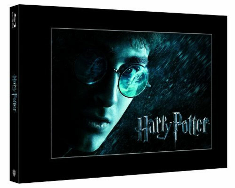 Harry Potter 1-6 - Collectors Edition Album (7DVDs) Blu-ray Bild