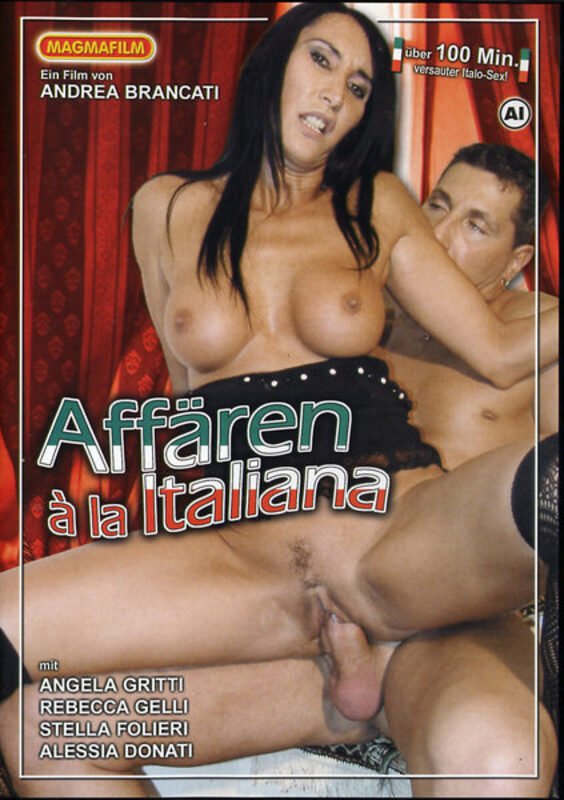 Affären a la Italiana DVD Bild