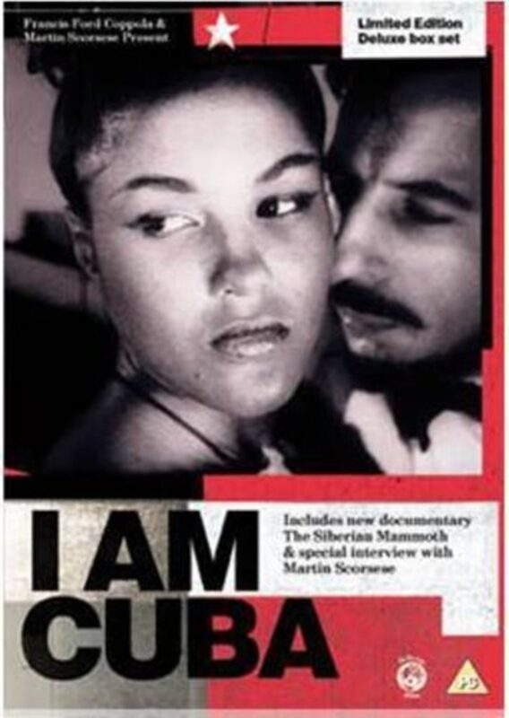 I am Cuba - Limited Edition Deluxe box set UK DVD Bild