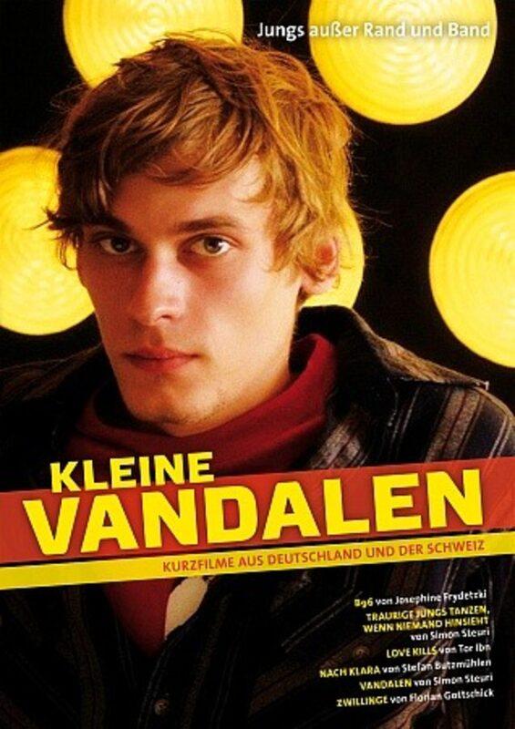 Kleine Vandalen DVD Bild