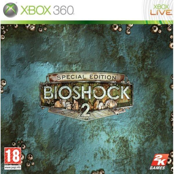 Bioshock 2 - Special Edition (Uncut) XBox 360 Bild