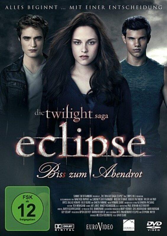 Eclipse Biss Zum Abendrot Teil 2