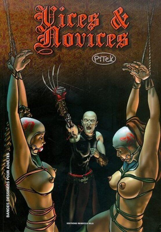 Pitek - Vices & Novices Comic Bild