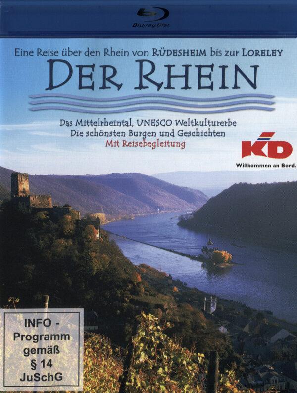 Der Rhein - Eine Reise über den Rhein von ... Blu-ray Bild