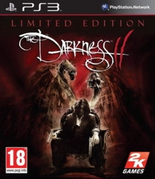 The Darkness 2 - Limited Edition (PEG) PS3 Bild