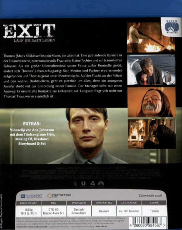 Exit Lauf Um Dein Leben Trailer