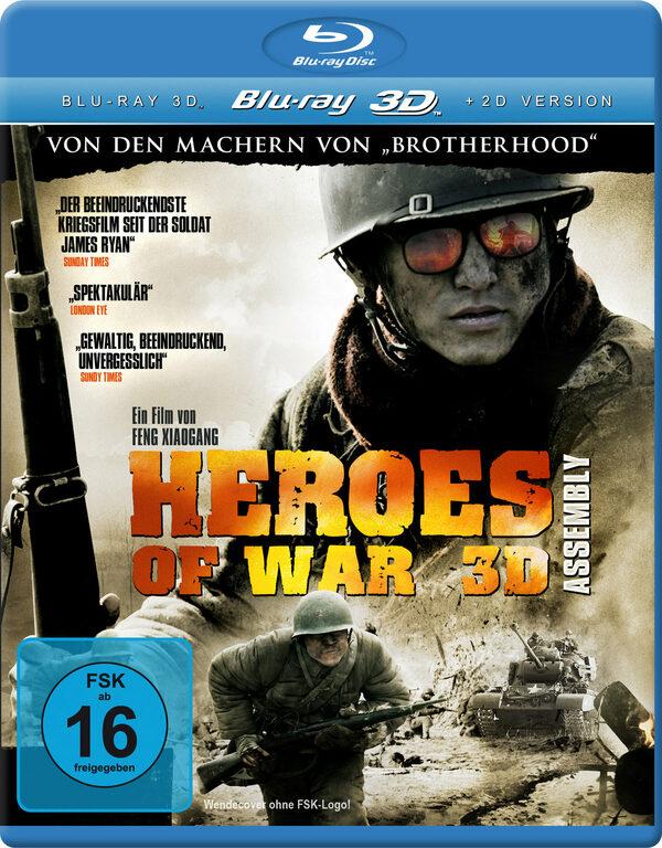 Heroes of War - Assembly 3D Blu-ray Bild