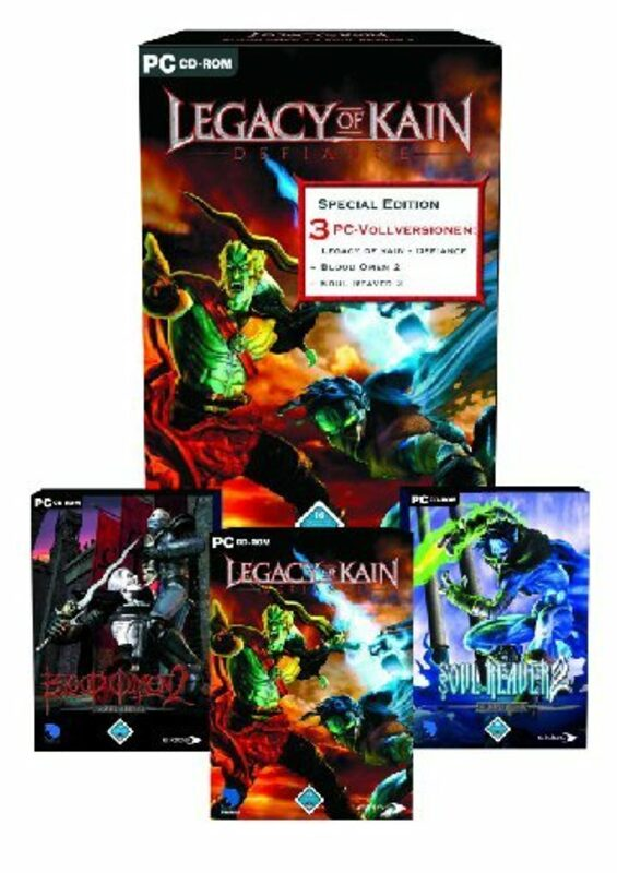 Legacy of Kain - Defiance Special Edition PC Bild