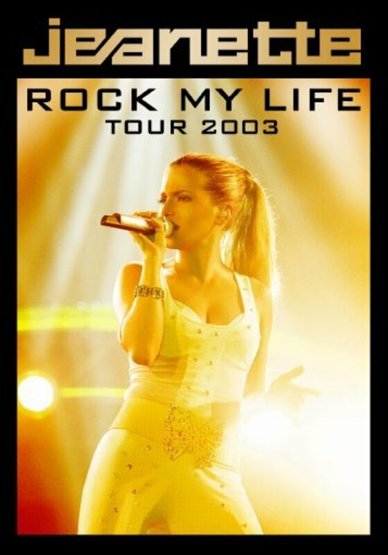 Jeanette - Rock My Life Tour 2003 DVD Bild