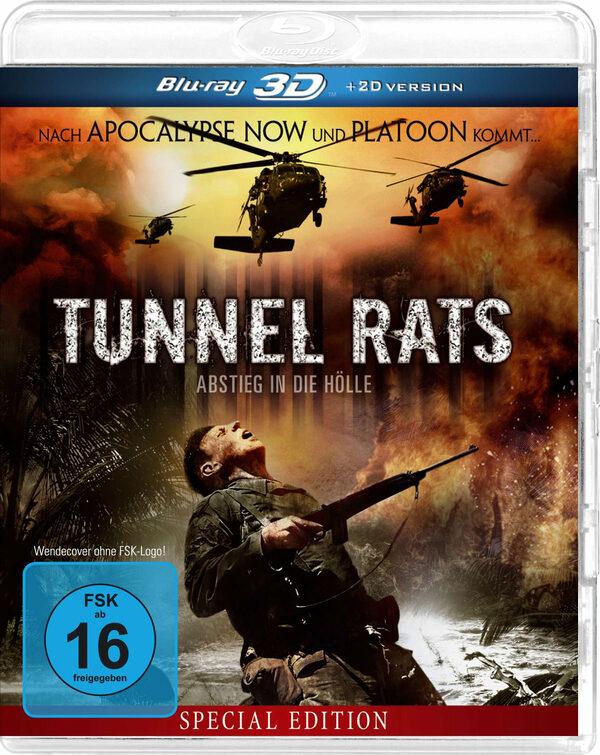 Tunnel Rats - Abstieg in die Hölle  [SE] Blu-ray Bild