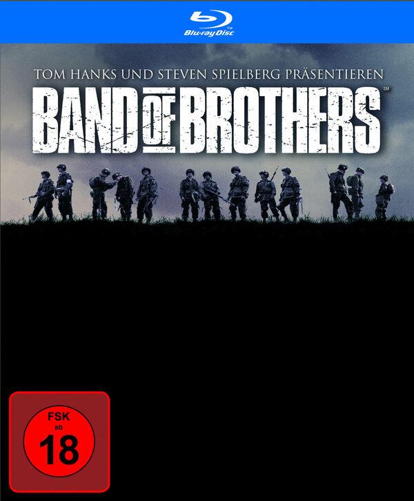 Band of Brothers - Box Set  [6 BRs] Blu-ray Bild