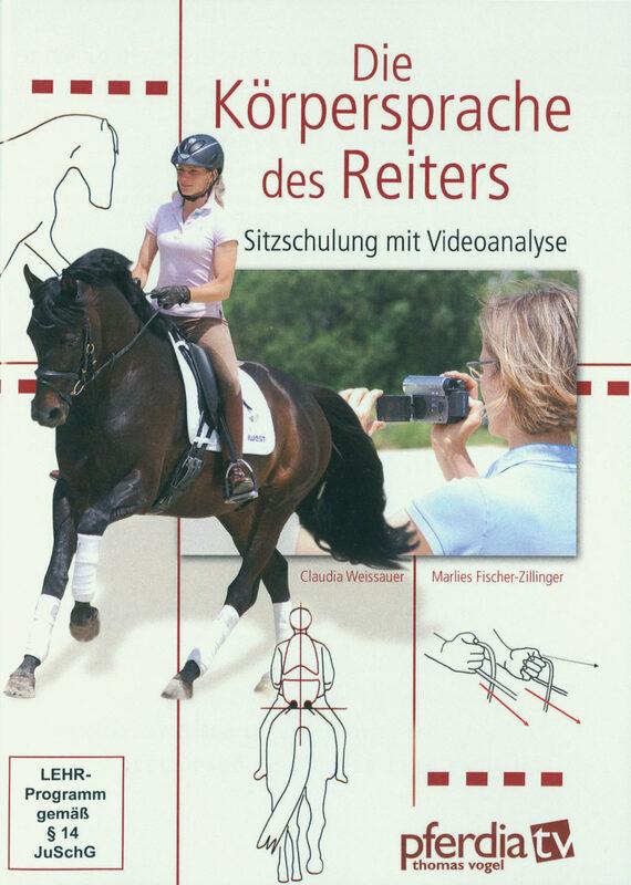Die Körpersprache des Reiters DVD Bild