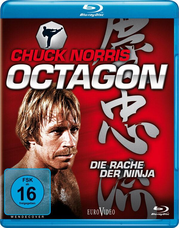 Octagon - Ungeschnittene Fassung Blu-ray Bild