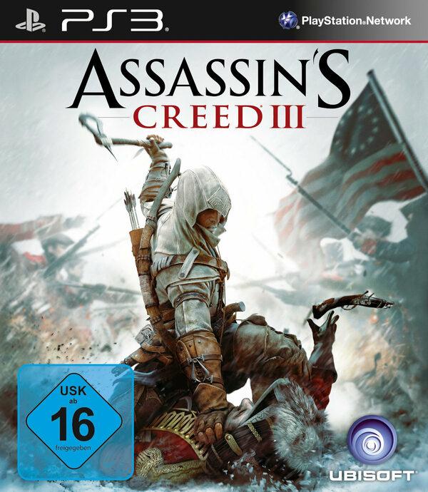 Assassin's Creed 3 Bonus Edition PS3 Bild