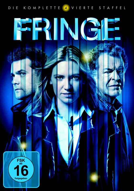 Fringe - Staffel 4  [6 DVDs] DVD Bild