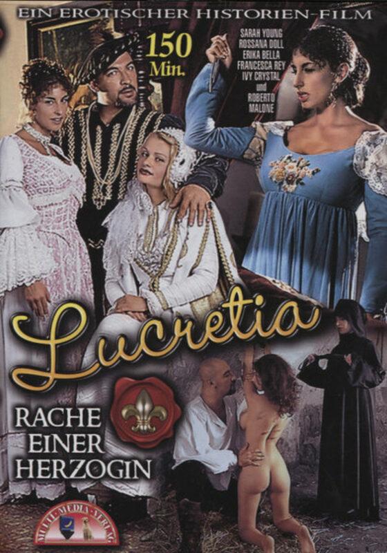 Lucretia - Rache einer Herzogin DVD Bild