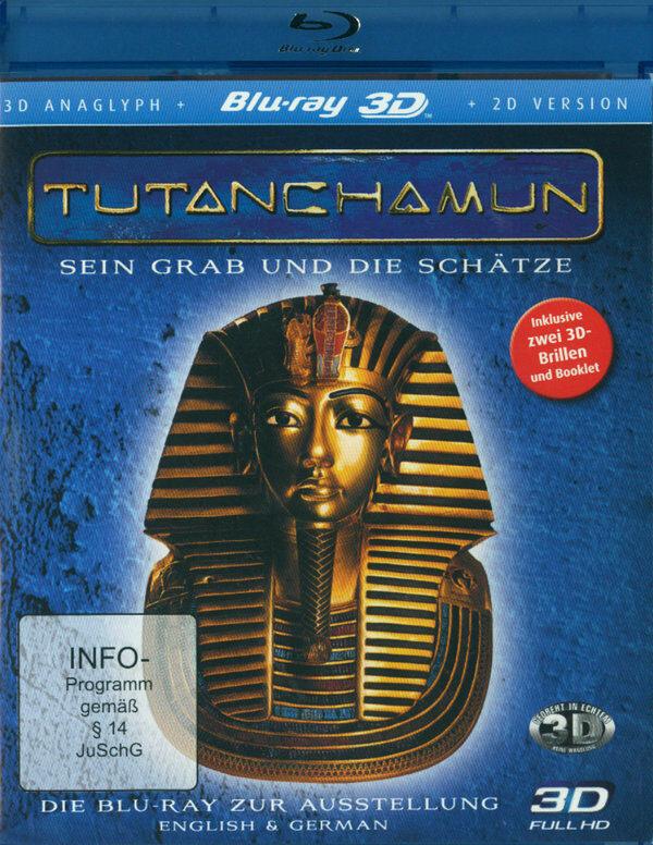 Tutanchamun - Sein Grab und seine Schätze Blu-ray Bild