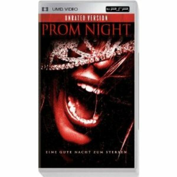 Prom Night - Unrated Version UMD-Video Bild
