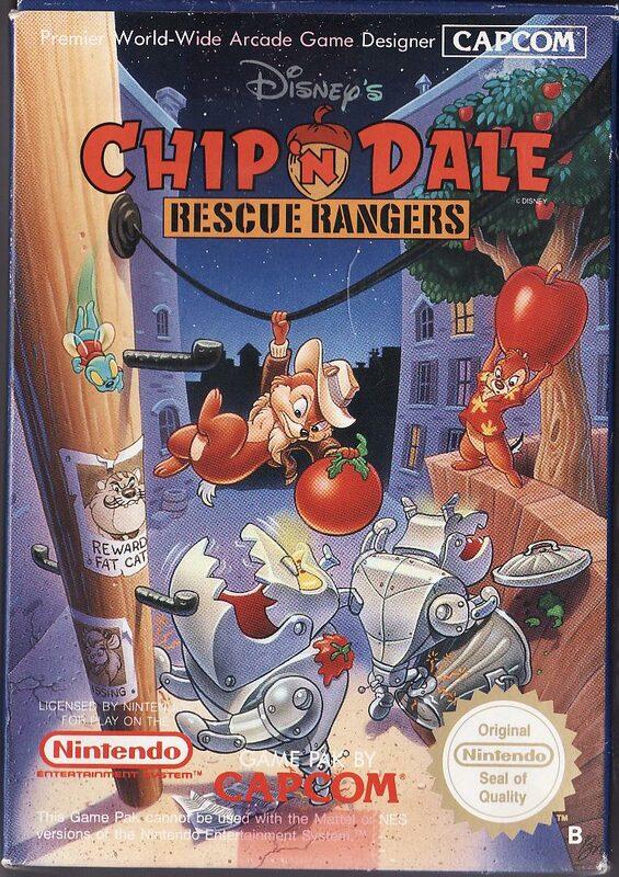 Chip n Dale - Rescue Rangers  Bild