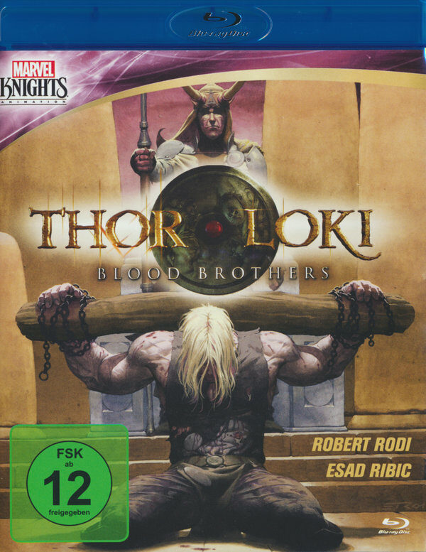 Thor and Loki - Blood Brothers  (OmU) Blu-ray Bild