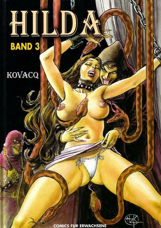 Hilda - Teil 3 von Kovacq Comic Bild