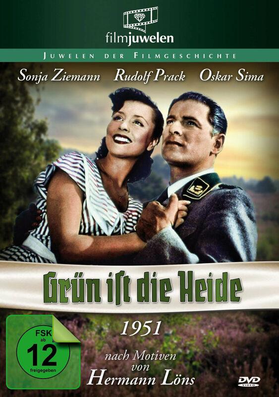 Grün ist die Heide DVD Bild