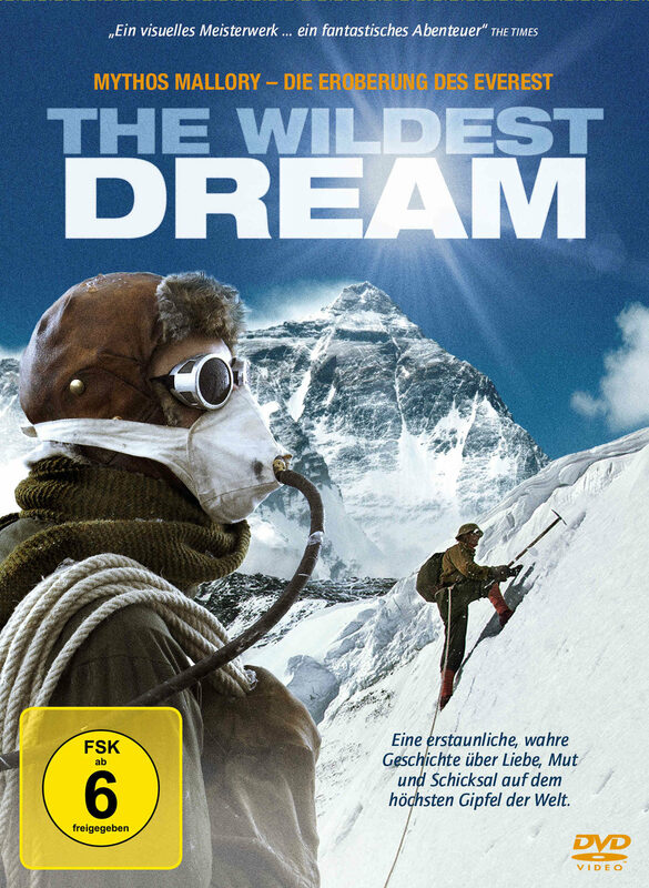 The Wildest Dream - Mythos Mallory: Die Ero... DVD Bild