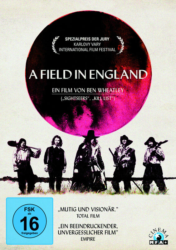 A Field in England DVD Bild