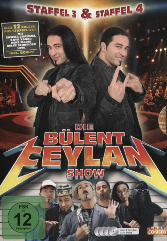 Bülent Ceylan - Die Bülent... - St. 3&4  [4 DVDs DVD Bild