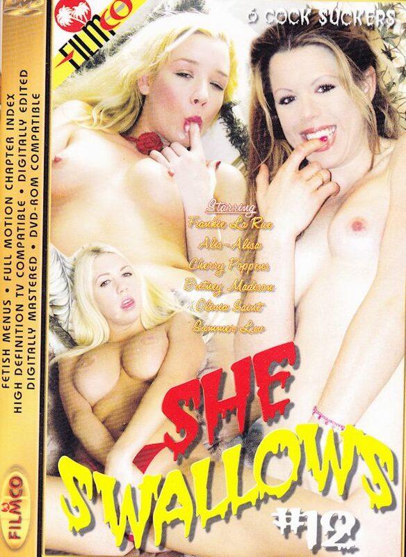 She Swallows 12 DVD Bild