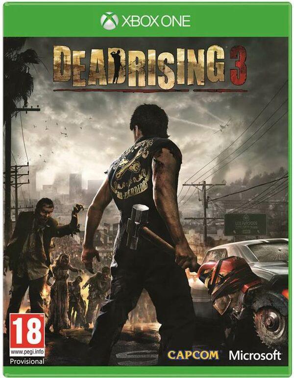 Dead Rising 3 AT XBox One Bild