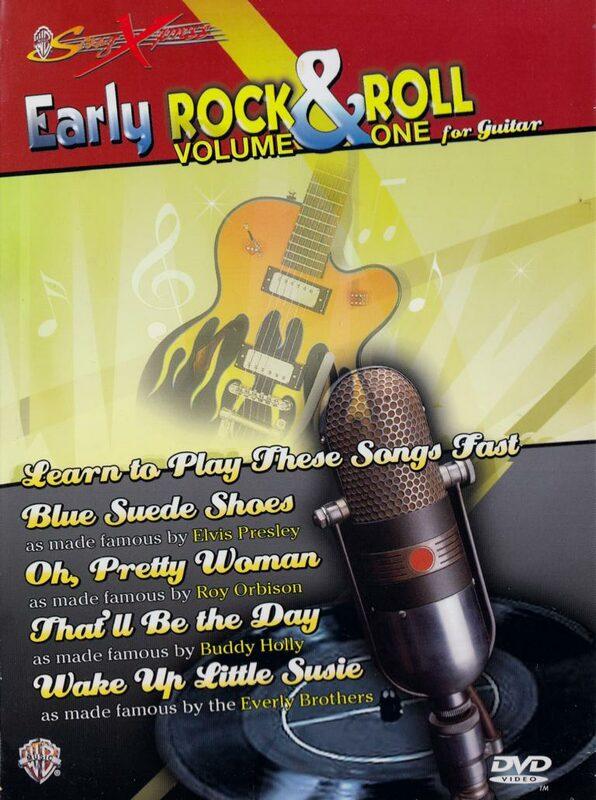 Early Rock & Roll Volume 1 DVD Bild